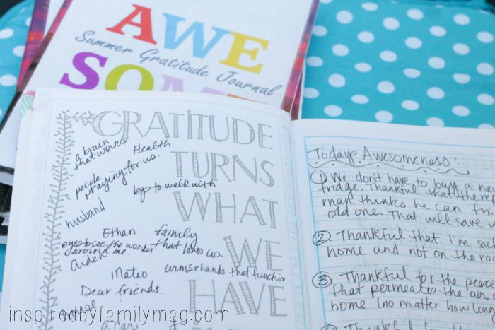 GratiTuesday – August 14th